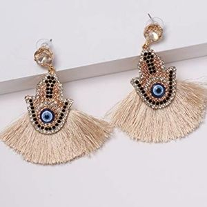 Evil Eye Enchanted Earrings